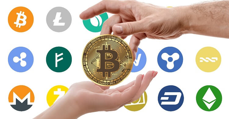 how to buy various types of cryptocurrencies