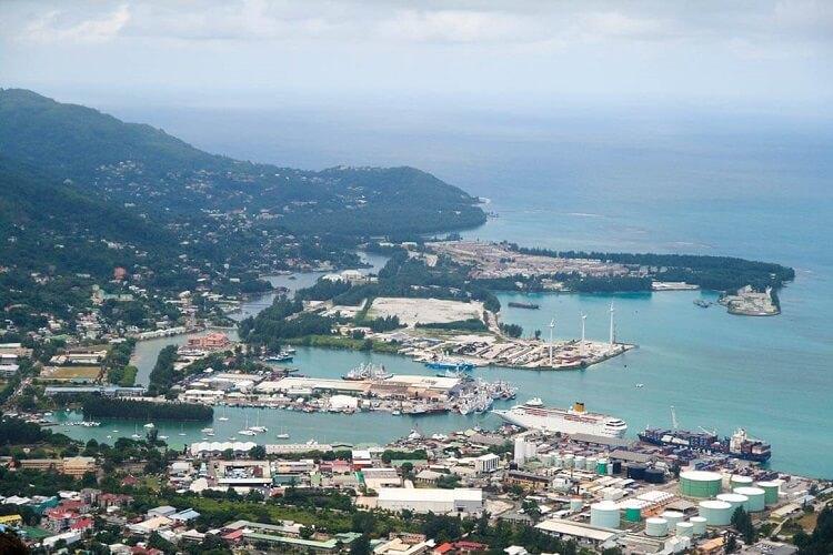 Seychelles golden site