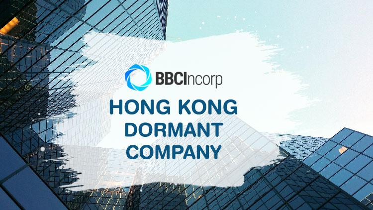 hong kong dormant company