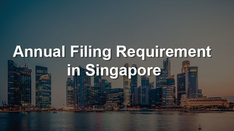 An Overview of Annual Filing Requirement in Singapore