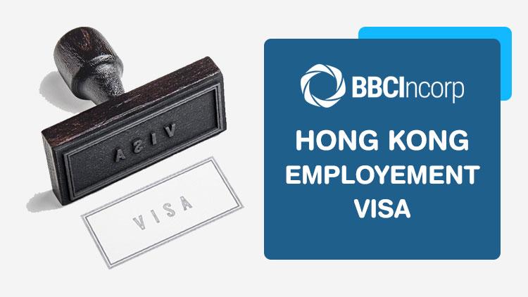 hong kong employment visa