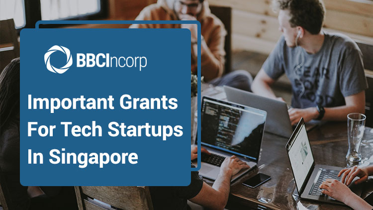 Important Grants for Tech Startups in Singapore