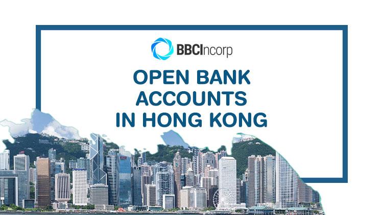 open bank account in Hong Kong