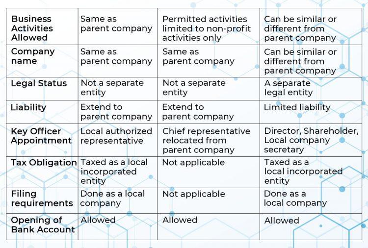 representative-vs-branch-vs-subsidiary
