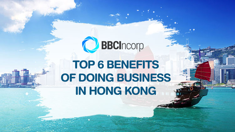 benefits of doing business in Hong Kong