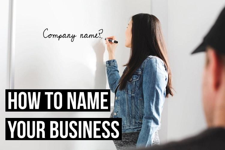 Select a company name