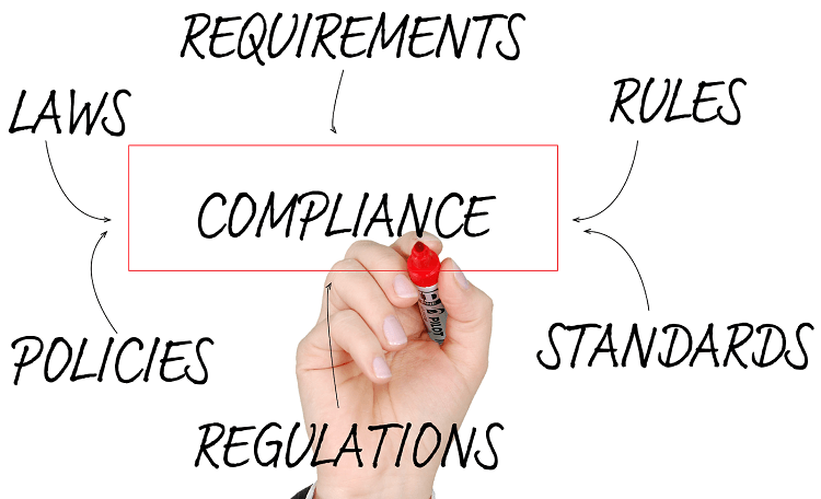 Compliance requirement