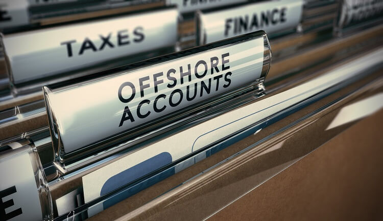 countries with best offshore bank account