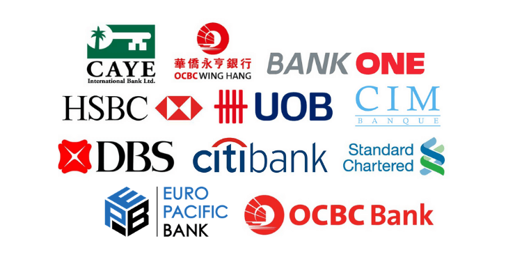 BBCIncorp's banking options