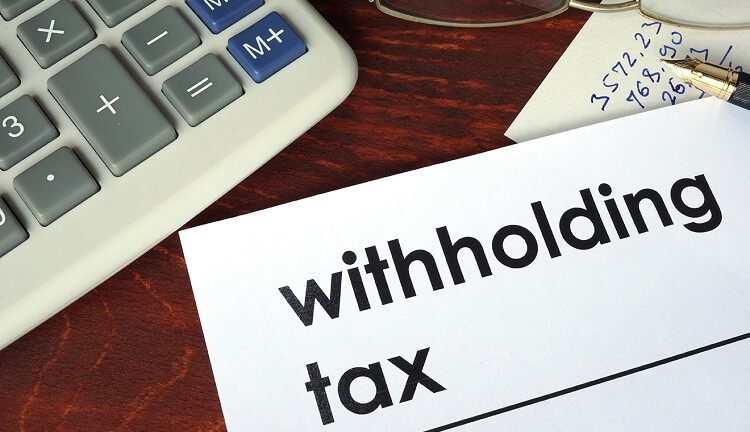 Types of Withholding Tax In Hong Kong