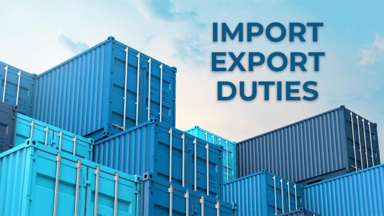 import-export-duties