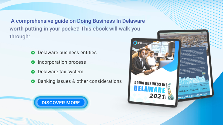 Download Our Ebook For Doing Business In Delaware