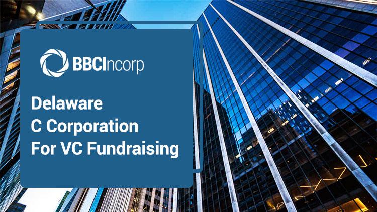 Delaware C Corporations for Startups Venture Capital Fundraising