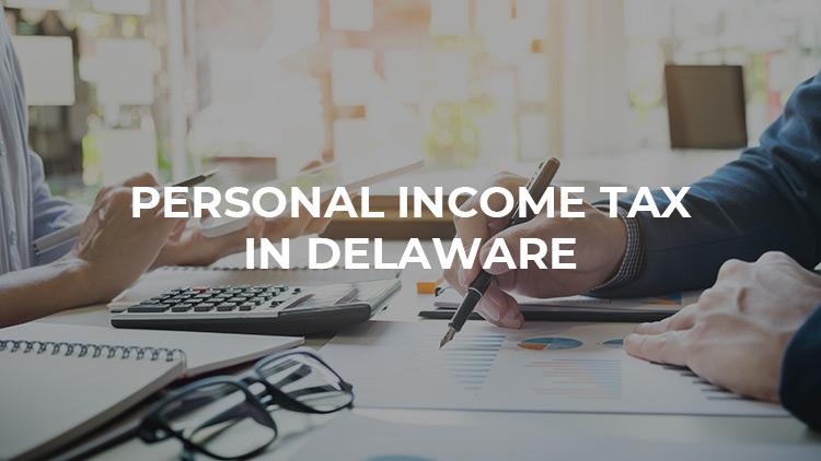 Delaware personal income tax cover