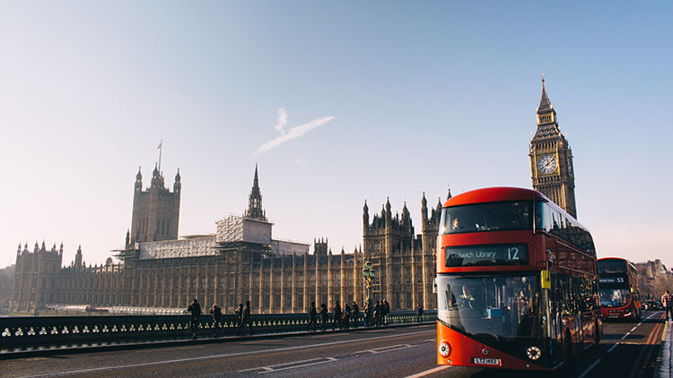 london tourist attraction