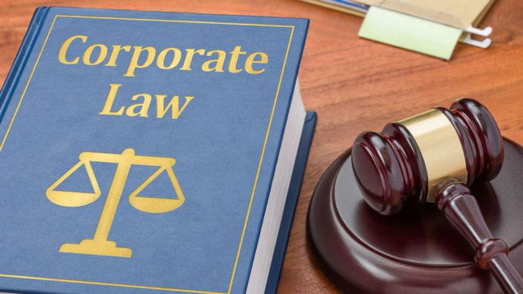 corporate law book